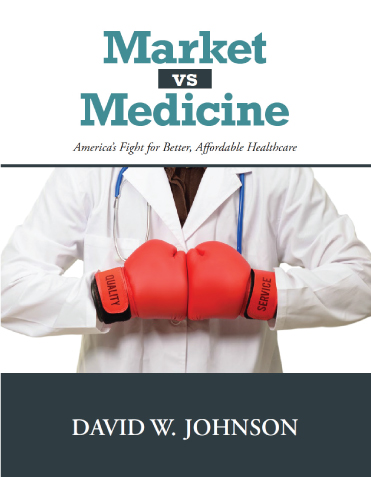 Market Vs Medicine Book