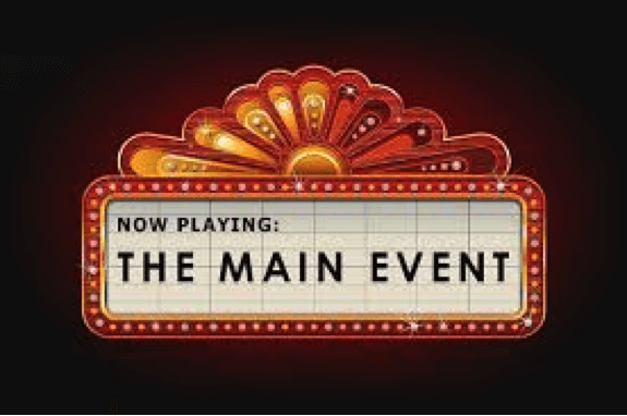 "Image result for ""The Main Event"""