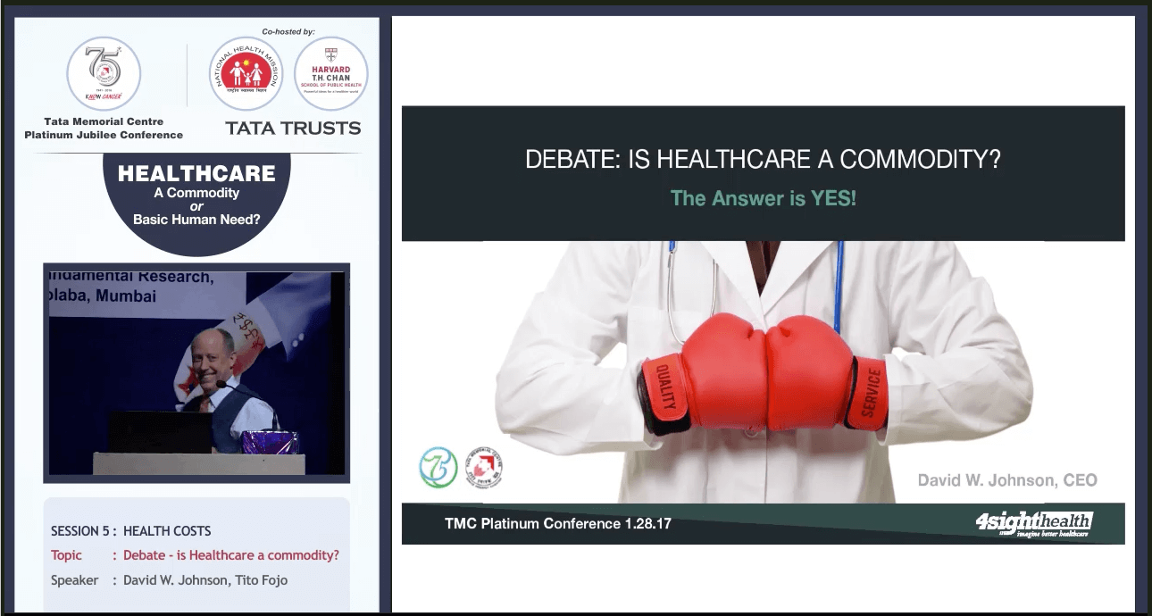 market vs medicine