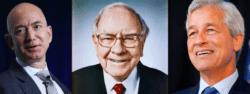 Bezos Buffet Dimon