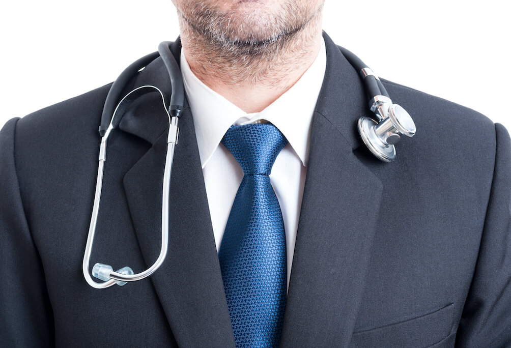 Let Doctors Be Doctors If You Want Them to Be Good Managers
